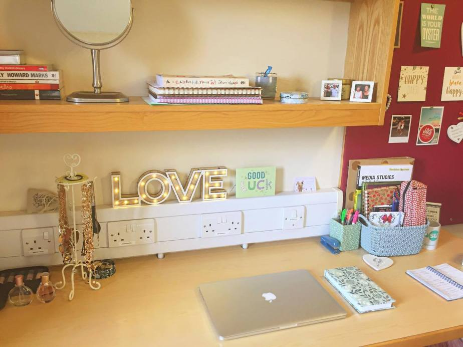 How to make your uni room feel like home